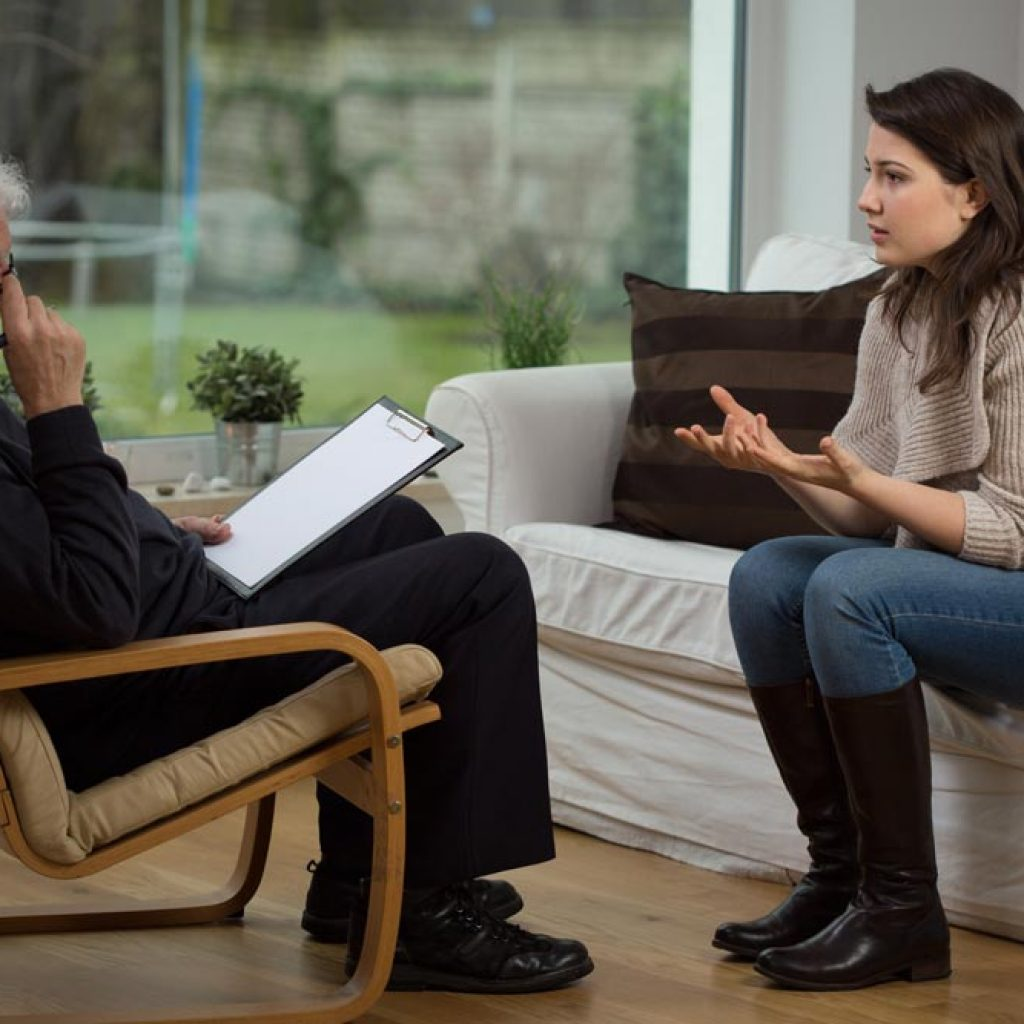 southcoastcounseling Mindfulness-Based Treatment for Addiction photo-of-a-girl-telling-about-her-problems